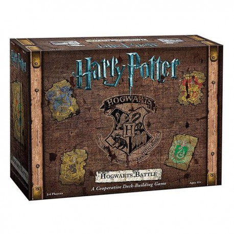 Hogwarts Battle Deckbuilding Game