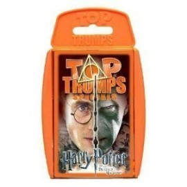 Top Trumps - Harry Potter Deathly Hallows Part 2