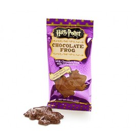Jelly Belly Harry Potter Chocolate Frog with Wizard Trading Card